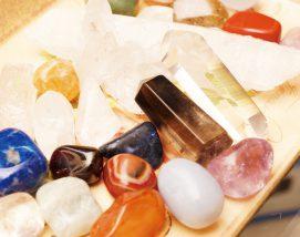 様々な誕生石