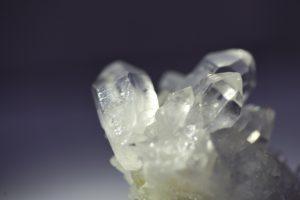 天然石の水晶