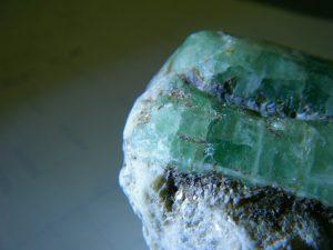天然石のエメラルド